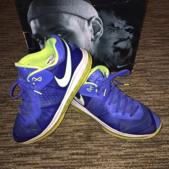 7fd43881b2fe Nike LeBron 8 V 2 Low Sprite Size 13. M 5a5cdf7684b5ce2b67653e14